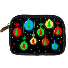 Christmas Balls Digital Camera Cases by Valentinaart