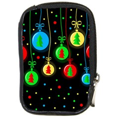 Christmas Balls Compact Camera Cases