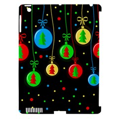 Christmas Balls Apple Ipad 3/4 Hardshell Case (compatible With Smart Cover) by Valentinaart