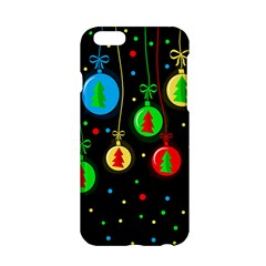 Christmas Balls Apple Iphone 6/6s Hardshell Case by Valentinaart