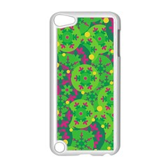 Christmas Decor   Green Apple Ipod Touch 5 Case (white)