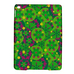 Christmas Decor   Green Ipad Air 2 Hardshell Cases