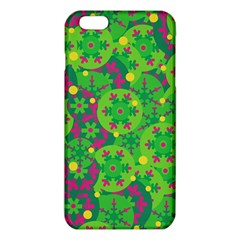 Christmas Decor   Green Iphone 6 Plus/6s Plus Tpu Case by Valentinaart