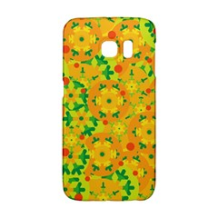 Christmas Decor   Yellow Galaxy S6 Edge