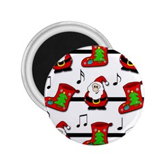 Christmas Song 2 25  Magnets by Valentinaart