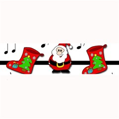 Christmas Song Large Bar Mats by Valentinaart