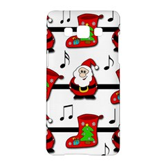 Christmas Song Samsung Galaxy A5 Hardshell Case  by Valentinaart