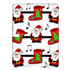 Christmas Song Samsung Galaxy Tab S (10 5 ) Hardshell Case  by Valentinaart