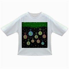 Christmas Balls   Pastel Infant/toddler T Shirts by Valentinaart