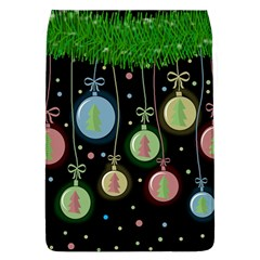 Christmas Balls   Pastel Flap Covers (l)  by Valentinaart
