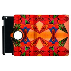 Zazar Queen Apple Ipad 2 Flip 360 Case by MRTACPANS