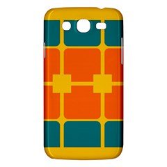 Squares And Rectangles                                                                                               			samsung Galaxy Mega 5 8 I9152 Hardshell Case by LalyLauraFLM