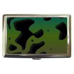 Black Spots On A Gradient Background                                                                                                  			cigarette Money Case by LalyLauraFLM