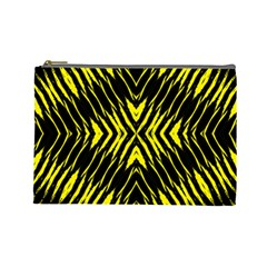Yyyyyyyyy Cosmetic Bag (large)  by MRTACPANS