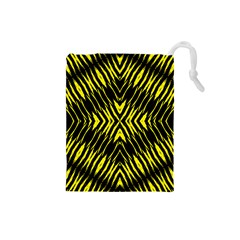 Yyyyyyyyy Drawstring Pouches (small)  by MRTACPANS