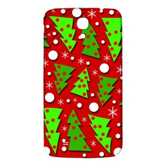 Twisted Christmas Trees Samsung Galaxy Mega I9200 Hardshell Back Case by Valentinaart