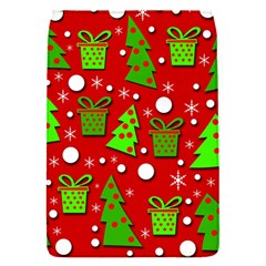 Christmas Trees And Gifts Pattern Flap Covers (s)  by Valentinaart