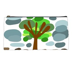 Tree Pencil Cases by Valentinaart