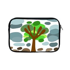 Tree Apple Ipad Mini Zipper Cases by Valentinaart