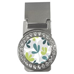 Elegant Floral Design Money Clips (cz)  by Valentinaart