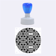 Cyber Celect Rubber Round Stamps (medium) by MRTACPANS