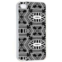 Cyber Celect Apple Iphone 4/4s Seamless Case (white) by MRTACPANS