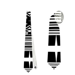 Si Ber Linx Neckties (two Side)  by MRTACPANS