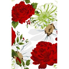 Red Roses 5 5  X 8 5  Notebooks by fleurs