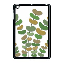 Green Decorative Plant Apple Ipad Mini Case (black) by Valentinaart