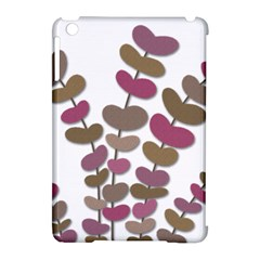 Magenta Decorative Plant Apple Ipad Mini Hardshell Case (compatible With Smart Cover) by Valentinaart