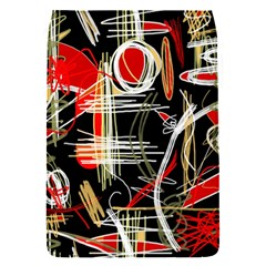 Artistic Abstract Pattern Flap Covers (s)  by Valentinaart
