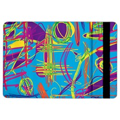 Colorful Abstract Pattern Ipad Air 2 Flip by Valentinaart