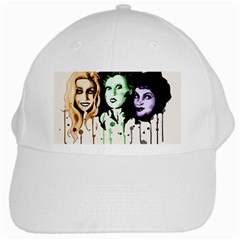 The Sanderson Sisters  White Cap by lvbart