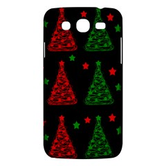Decorative Christmas Trees Pattern Samsung Galaxy Mega 5 8 I9152 Hardshell Case  by Valentinaart
