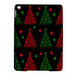 Decorative Christmas Trees Pattern Ipad Air 2 Hardshell Cases