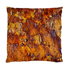 Rusted Metal Surface Standard Cushion Case (one Side) by igorsin