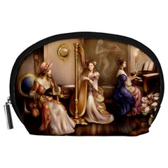Piano And Harp Accessory Pouch (large) by Ellador