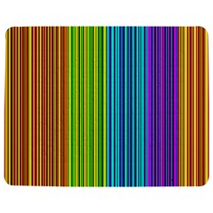 Colorful Lines Jigsaw Puzzle Photo Stand (rectangular) by Valentinaart