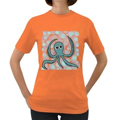 Octopus Women s Dark T Shirt