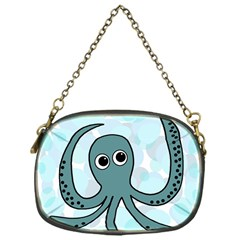 Octopus Chain Purses (one Side)  by Valentinaart