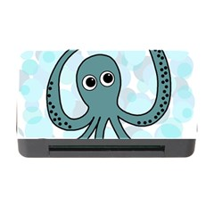 Octopus Memory Card Reader With Cf by Valentinaart