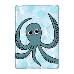 Octopus Apple Ipad Mini Hardshell Case (compatible With Smart Cover) by Valentinaart