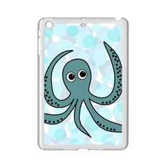 Octopus Ipad Mini 2 Enamel Coated Cases by Valentinaart