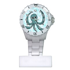 Octopus Plastic Nurses Watch by Valentinaart