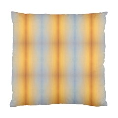 Blue Yellow Summer Pattern Standard Cushion Case (two Sides) by Costasonlineshop