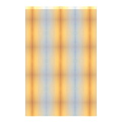 Blue Yellow Summer Pattern Shower Curtain 48  X 72  (small)  by Costasonlineshop