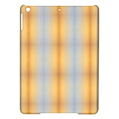 Blue Yellow Summer Pattern Ipad Air Hardshell Cases by Costasonlineshop