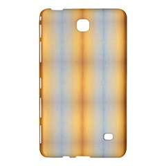 Blue Yellow Summer Pattern Samsung Galaxy Tab 4 (7 ) Hardshell Case  by Costasonlineshop
