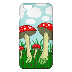 Mushrooms  Iphone 6 Plus/6s Plus Tpu Case by Valentinaart