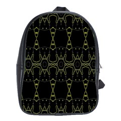 Black Wand School Bags(large)